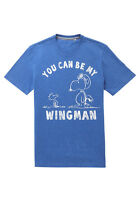 Snoopy You Can Be My Wingman Peanuts Officially Licensed Various Sizes T-Shirt