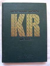 2001 KENTRIDGE HIGH SCHOOL YEARBOOK, KENT, WASHINGTON   THE ACCOLADE