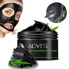 Bamboo Charcoal Blackhead Remover Deep Cleansing Mud Peel-off Face Mask