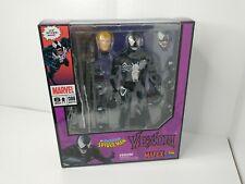 Mafex 088 VENOM Authentic US Seller marvel Spider-Man animated McFarlane * used
