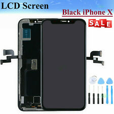 LCD Display For  iPhone X  Touch Screen Digitizer Assembly Replacement Black