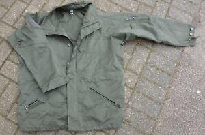 Austrian Army Alpine Jacket – Medium/Long