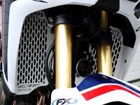 Honda Africa Twin CRF 1000 L Kühlerabdeckung Wasserkühlerabdeckung 5213