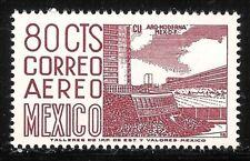 pa202 Mexico Arquite MNH paper 8 Sc#C265 Mc#1029lllCz Et#aa202