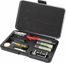 Brand New IRODA SOLDER-PRO150 Gas Cartridge 125W Soldering Iron Kit T2631