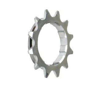 Gusset DoubleSix SS Cog Single Speed 12, 13, 14, 15, 16, 17, 18 or 19T Chrome