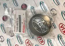 Genuine Toyota Yaris Hybrid 'Selina' Alloy Wheel Centre Cap PZ406-98670-1H
