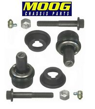 4Pcs Front Lower Upper Ball Joint For 1992-02 Ford E-350 Econoline Steering Kit