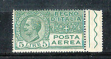Francobolli del Regno d'Italia posta aerea