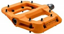 "Race Face Chester  Platform Mountain Bike Pedals 9/16"",Orange"