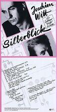"""Joachim Witt """"Silberblick"""" 1980! Goldener Reiter! Digital remastered! Neue CD"""