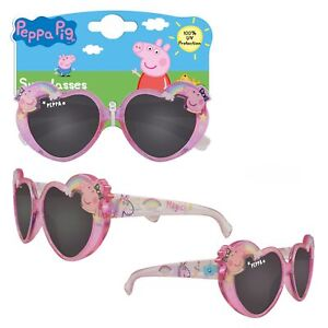 Children's Character Sunglasses UV protection for Holiday - Peppa Pig Pink