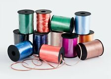 5mm Curling ribbon Premium 5mm x 450m 19+ Colours, Multi Listing, FREE FREIGHT