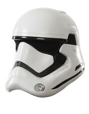 The Force Awakens Mens Star Wars Stormtrooper 2 Piece Costume Helmet