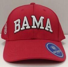 Alabama Crimson Tide Adjustable Hat From Top of the World - Roll Tide.