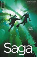 Saga Comic 33 Cover A First Print 2016 Fiona Staples Brian K Vaughan Image