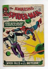 The Amazing Spider-Man #36 1966 5.5 Fine-   1st Looter