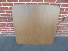 Vintage Samsonite WOOD GRAIN LOOK Folding Card Table