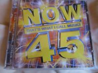 Various Artists : Now Thats What I Call Music! Volume 45 CD Good Condition