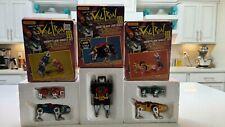 VOLTRON III Matchbox Mighty Lion Robot Set GB-36 Diecast 1981 Y & K