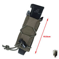 TMC Tactical TC Single 9mm Mag Pouch Mag Carrier Holder MOLLE Airsoft Paintball