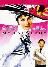 "DVD "" My Fair Lady "" Audrey Hepburn Rex Harrison VGC R4"