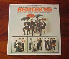 The Beatles. Beatles '65. EX Rock LP. Capitol Rainbow