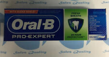 Oral B Pro Expert Fresh Breath Cool Mint Toothpaste 75ml New