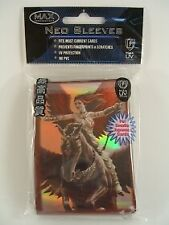 Max Protection Neo Sleeves Enchantress 50 Count 7060 ECT Near Mint Fast Shipping
