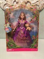 Mattel • Barbie Doll The Island Princess Princess Luciana 2007