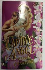 Captive Angel by Elaine Crawford  Paperback Book