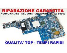 ✅ RIPARAZIONE SCHEDA MADREMAINBOARD HP G62 e G72 (amd e intel) ✅