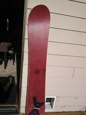 Vintage snowboard - Burton Asym Air 163