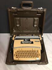Vintage Smith-Corona Coronamatic Coronet Super 12 6E Electric Typewriter Case