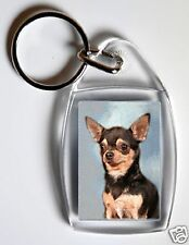 Chihuahua Key Ring By Starprint - No 5