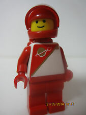 Lego Movie Vintage Classic Space Futuron Red Minifigs 134