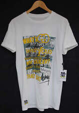 """ACTUAL FACT KANYE WEST &  JAY Z WATCH THE THRONE """"THE KRAYS"""" HIP HOP TEE T SHIRT"""