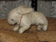 Old Antique Hermann Germany 1950s Mohair Bunny Rabbit IDS