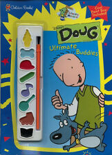 Doug coloring book RARE UNUSED
