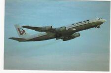 Air Swazi Cargo Boeing 707-323C Aviation Postcard, A718
