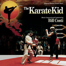 RARE THE KARATE KID  CD  *SOLD OUT* ROCKY SCORE OST CONTI  SOUNDTRACK  LIMITED