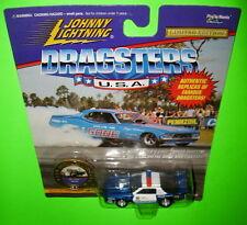 Johnny Lightning Dragsters USA '92 LAPD Tony Foti 1995 Series 1 LE #04197 MOC