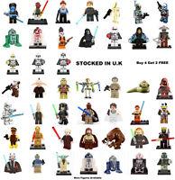Star Wars The Clone Wars Minifigure Clone Trooper Boba Fett Yoda Mini Figure