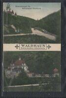 ERF 36303) AK Waldhaus Bahnstation Kleinfurra 1925 Straussberger Tal
