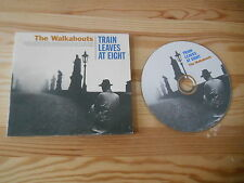 CD Pop Walkabouts - Train Leaves At Eight (14 Song) GLITTERHOUSE