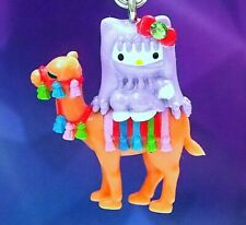 Hello Kitty X Tottori Camel Swarovski Elements Crystals Japan Charm