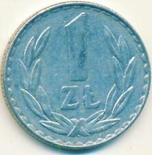COIN / POLAND / 1 ZLOTY 1978                   #WT14251