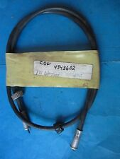 FIAT 131 SPEEDOMETER CABLE 1975-82 WITH AUTOMATIC TRANSMISSION NEW