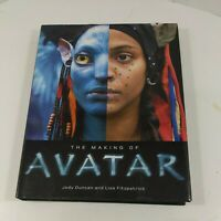 The Making of Avatar by Lisa Fitzpatrick and Jody Duncan (2010, Hardcover)