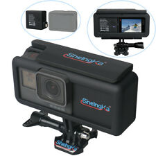 External Battery Case Cover Side Power bank for GoPro Hero 5 6 7Black Cameras